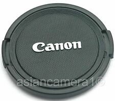 62mm Snap-On Front Lens Cap For Canon EF EF-S SLR DSLR  Dust Glass Front Cover