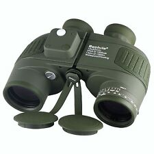 10x 50 mm Binoculars BAK4 Night Vision 132m/1000m Central Focusing Range Finder