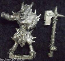 2001 caos Bloodletter 2 minore daemon Citadel DEMONE Khorne WARHAMMER ESERCITO DEVIL