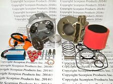 Scooter 150cc GY6 Engine Rebuild Kit Cylinder Kit Performance Cam CDI Coil