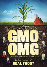 GMO OMG DVD a film by Jeremy Seifert IS THIS THE END OF REAL FOOD? LikeNew