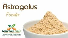 Organic Astragalus Powder - Superfood Supplement 25g FREE UK Delivery
