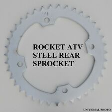 ROCKET STEEL SPROCKET: LTR450 38 TOOTH REAR  466S-38