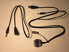 PIONEER CD-IU201V iPOD iPHONE CABLE FOR AVH-P4300DVD NEW D