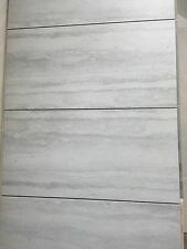 Natural Effect Grey Porcelain Wall And Floor Tiles 60 X 30 Cm