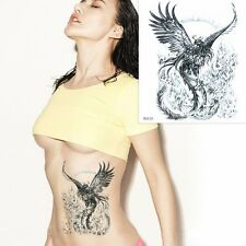 Flying fire Phoneix temporary waterproof tattoo sticker water transfer tattoo