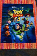 Disney Lenticular 3D Lithograph Poster from Toy Story 3 Size 11 x 14 Inch