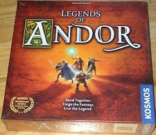 Legends of Andor Board Game by Michael Menzel Thames Strategy & Fantasy Game