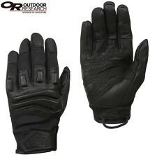 Outdoor Research Firemark Combat Gloves, All Black, Small New
