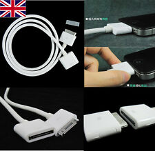 30 PIN to 30 PIN Male to Female Extension Adapter Cable for Apple iPad2 iPad 2 3