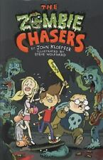 The Zombie Chasers-ExLibrary