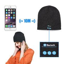 Beanie Mütze Bluetooth Kopfhörer Headset Bluetoothmütze