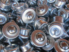 "20Pcs Conveyor Steel Ball Transfer Bearing/Roller Ball Stud-Mount 1"" Ball"