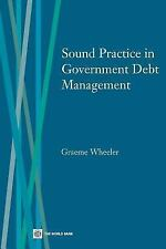 Sound Practice in Government Debt Management-ExLibrary