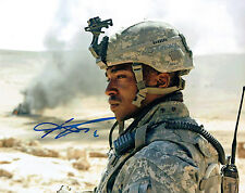 Anthony MACKIE SIGNED Autograph 10x8 Photo AFTAL COA The Hurt Locker