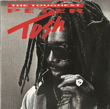 █► CD PETER TOSH THE TOUGHEST 1988 11 Tracks CDP 790201-2 07777902012