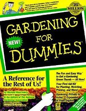 Gardening for Dummies by National Gardening Association Staff and Mike../new
