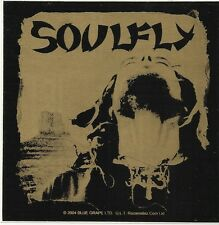 SOULFLY max 2004 VINYL STICKER official merchandise