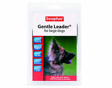 Beaphar Gentle Leader For Large Dogs Red Halter like Control