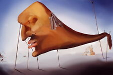 Salvador Dali Dream Giclee Canvas Print Paintings Poster Reproduction Copy
