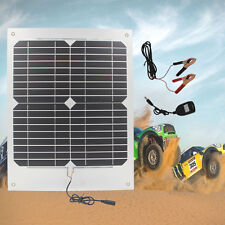 Solar 12v 20W monocrystalline with USB & charger  for car outdoor camping mp3