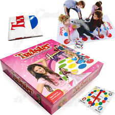 UK Brand New Twister The Classic Game Family Moves Board Boxed Gift 2 - 6 Player