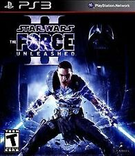 STAR WARS: THE FORCE UNLEASHED II: PLAYSTATION 3,  Playstation 3 Video Game