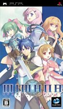 Used PSP Mimana Iyar Chronicle  Japan Import ((Free shipping))、