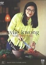 Kylie Kwong - Heart And Soul [ 2 DVD Set ] LIKE NEW, Region 4, Fast Post....5199