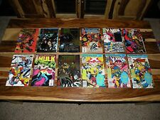 MARVEL LOT~VARIANTS~X-Men~X-Factor~INCREDIBLE HULK~X-Force~OMEGA PRIME ALPHA
