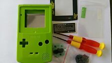 ES- PHONECASEONLINE CARCASA GAMEBOY COLOR PIKACHU SOFT GREEN NUEVA