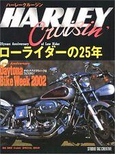 Harley Cruisin - 25 years of Lowrider Photo Guide Book