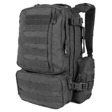 CONDOR 169 Tactical MOLLE Modular CONVOY Outdoor Hiking Day Pack Backpack Black