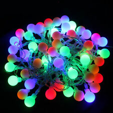 WOW 40 LEDs Berry Fairy Christmas Wedding Garden Party String Window Tree 4M