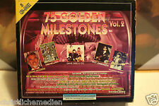 3 CD-BOX - 75 Golden Milestones Vol 4-6 ISBN: 7619929246623 Gebraucht