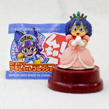 Dr. Slump Arale chan Princess Costume Miniature Figure Bandai JAPAN ANIME MANGA
