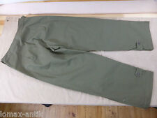 Us army ww2 wac Field trousers HBT twill womens Army Corps size 42 pantalon