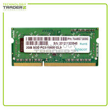 75.A83C7.G030C Nanya  2GB PC3-10600S DDR3 1333 204 Pin Laptop Memory