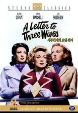 A Letter to Three Wives (1948) New Sealed DVD Jeanne Crain