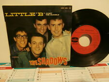 "the shadows""little B""ep7""or.fr.col:esrf:1443M.biem. de 1963.rare Label rouge"