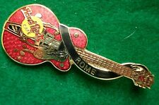 HRC Hard Rock Cafe Rome Roma Rom Red Dead Eddie Cochran Gretsch Guitar