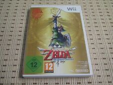 The Legend of Zelda Skyward Sword para Nintendo Wii y Wii U * embalaje original *