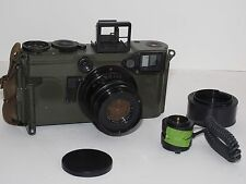 Graflex 70mm US Army Combat-70 Graphic KE-4 camera & lens. Working shutter. Exc