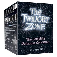 TWILIGHT ZONE- Complete Definitive Collection  Series Season  28 Dvd Set New
