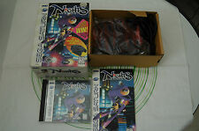 NIGHTS INTO DREAMS LIMITED EDITION + 3D CONTROL PAD Sega saturn USA