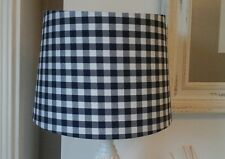 LAURA ASHLEY Gingham  TABLE LAMP SHADES