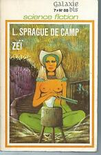 Zeï.Lyon Sprague DE CAMP.Galaxie Bis  SF1