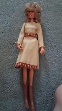 1977 Mego 12.25 inch Farrah Fawcett-Majors Doll in  leather dress