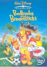 Bedknobs And Broomsticks DVD Angela Lansbury David Brand New and Sealed
