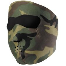 CAGOULE / MASQUE NEOPRENE CAMOUFLAGE Airsoft Paintball
